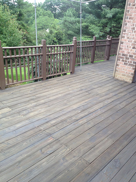 Deck-Staining-Reading PA
