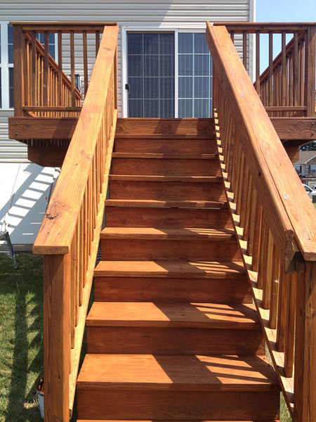 Deck in Sinking Spring Pa