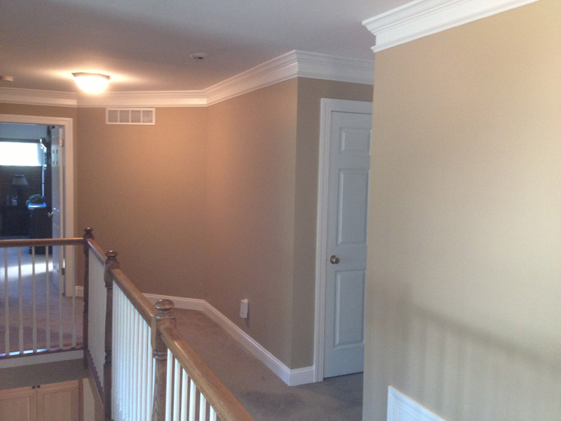 Foyer Project in Wyomissing PA