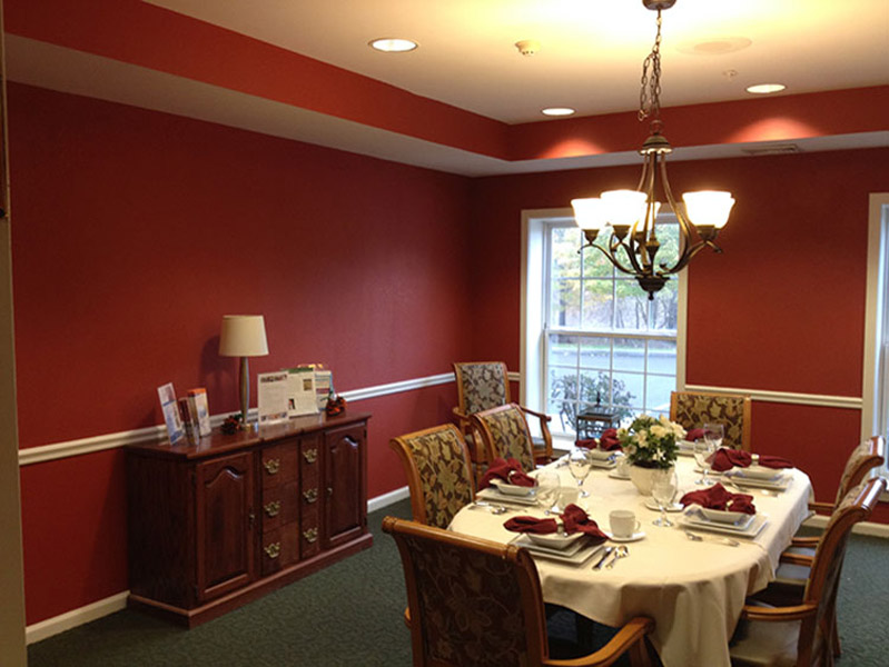 Senior Living Painting Services Reading PA