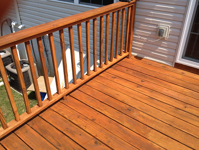 Deck Staining Sinking Spring PA