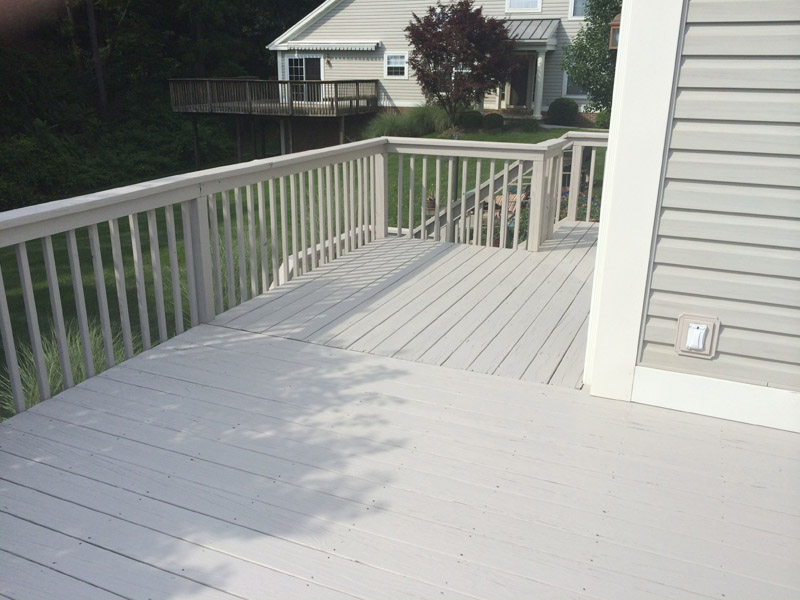 Deck Staining in wyomissing PA