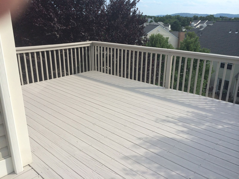 Deck Staining Wyomissing PA